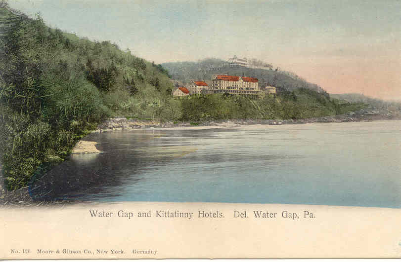 Dutot Museum History Of Delaware Water Gap